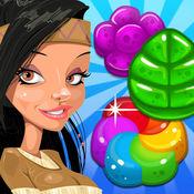 甜蜜的水果果冻任务佐贺:交换匹配3益智最佳游戏乐趣