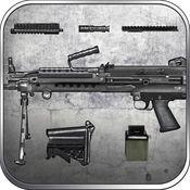 天羽蟒蛇: 枪械模拟器之枪械组装、枪械拆解与射击小游戏
