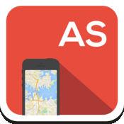 亚洲 离线地图,指南,天气,酒店。免费导航。 1