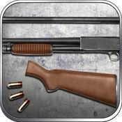 恶棍 : M37散弹枪 枪械模拟器之枪械组装与枪械拆解 枪战小