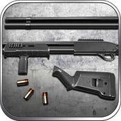 霰弹突袭: 雷明顿M870 武器模拟之组装与射击 枪战游戏免费