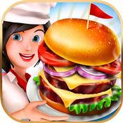 模拟经营快餐汉堡店致富买房