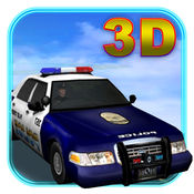 犯罪警车模拟器3D - 城市警匪追逐游戏