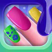 最好的美甲沙龙 青少年游戏 有趣的游戏女孩 1