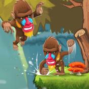 阿里巴巴岛:猴子...
