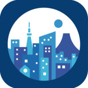 TOKYO CITY VIEW for iPad  六本木ヒルズ展望台から東京の景色をもっと楽しむ
