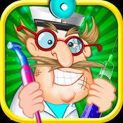 疯狂的外科医生 - 医生宝宝的游戏和医生诊所