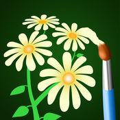 彩色草图 - 新的儿童数字油画书