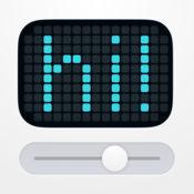 LEDit – LED灯光标语应用
