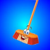 魔法扫帚:快速清洁垃圾