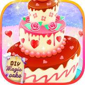 魔法蛋糕店 - 儿童做饭食物制作游戏