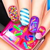 梦幻糖果美甲店 - 最好玩的女生美妆游戏