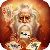 魔术扑克魔术 - 纸牌游戏