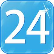 疯狂24点(脑力比拼)