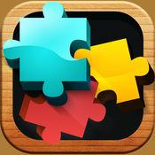 拼图游戏合集为孩子和成人 - 世界著名城市版
