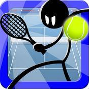 2016美国网球锦标赛 火柴人明星精装免费版 2.4