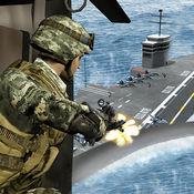海战战役武装直升机 - 海军海豹射击