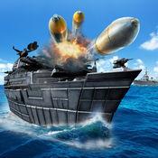海军作战舰太平...