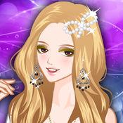 魔术城堡: 精灵们穿上盛装。扮靓精灵公主与时尚的衣服。