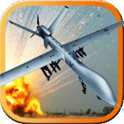 空战临:无人机试飞员导弹攻击的3D Flight Sim 1