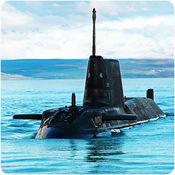 海军战争潜艇 3D