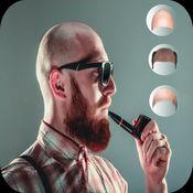 秃头的自拍相机厂商 - 秃头图片编辑器 1