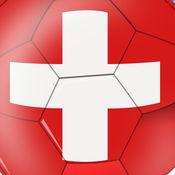 FanPic App - 在瑞士的足球迷相框 1