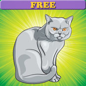 着色的网页:猫和小猫! - 着色页为幼儿 - 游戏为孩子们的孩子 - 应用程序 - 免费