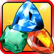 魔法宝石游戏...