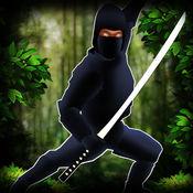 矮人忍者武士跳转愤怒的精灵森林 - 免费版