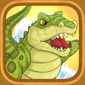 Alligator Attack - 鳄鱼攻击 免费游戏 1