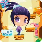跳線跳去的女孩的天空 - 跳線遊戲 單機遊戲 免費遊戲 美女小遊戲 開始遊戲 格鬥遊戲 遊戲機