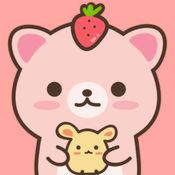 草莓猫 Strawberry Cat 爱拍照 1