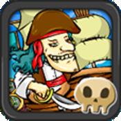 的坏血病海盗袭击 HD:抢在加勒比海水域免费 1