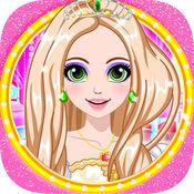 白雪肌肤公主-时尚美少女换装女孩游戏