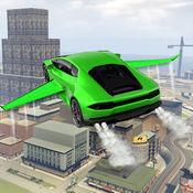 驾驶 未来派 飞行 汽车 - 最好 飞行 飞行员