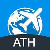雅典旅游指南与离线地图