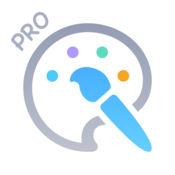 全能绘画板 Pro-可涂鸦绘制流程图的画图板 1.1