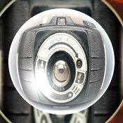 球面镜头相机