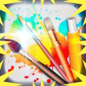 画艺术儿童免费