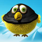 强烈的英雄飞新凯洛富豪华蓬松鸟跑的冒险游戏 1.0.0