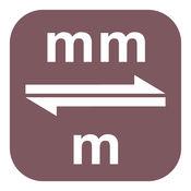 毫米换算为米 | mm换算为m 3.0.0