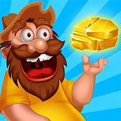 黄金矿工爷爷-小破孩宝宝都爱玩的挖金子中文双人游戏 1