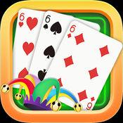 杜拉克(傻瓜) - 俄罗斯扑克经典纸牌游戏 1.0.0