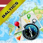 波罗的海三国:爱沙尼亚,拉脱维亚,立陶宛  1.8