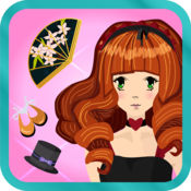 时尚的时尚之星 - 别致扮靓女孩游戏 - 免费版