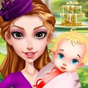 伯爵夫人的新生宝贝 - 甜蜜的皇家家庭游戏