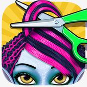 魔鬼沙龙™:儿童的头发游戏