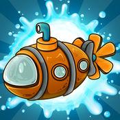 水下导弹攻击 无偿地 - 疯狂的攻击命令疾风