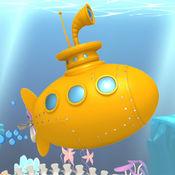 潜艇 赛跑 游戏 该 水下 兜风 冒险